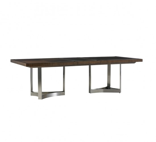 Macarthur Beverly Place Dining Table, Lexington Contemporary Dining Tables For Sale