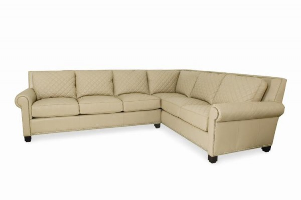 Century Furniture Corner Sofa Frost or Black Online Brooklyn, New York