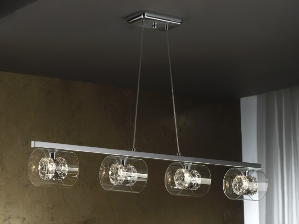 Schuller Flash 4l Pendant Lighting Brooklyn,New York- Accentuations Brand