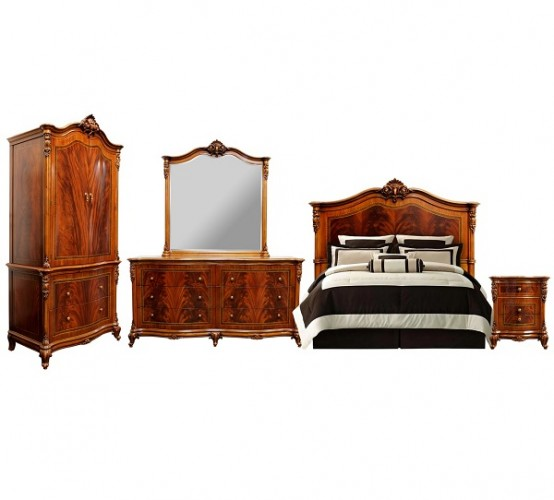 Complete Bedroom Sets For Sale, Discount Bedroom Sets For Sale Brooklyn - Accentuations Brand