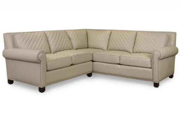Laf Corner Sofa Frost or Black, Century Furniture Best Place to Buy Leather Sofa Brooklyn, New York