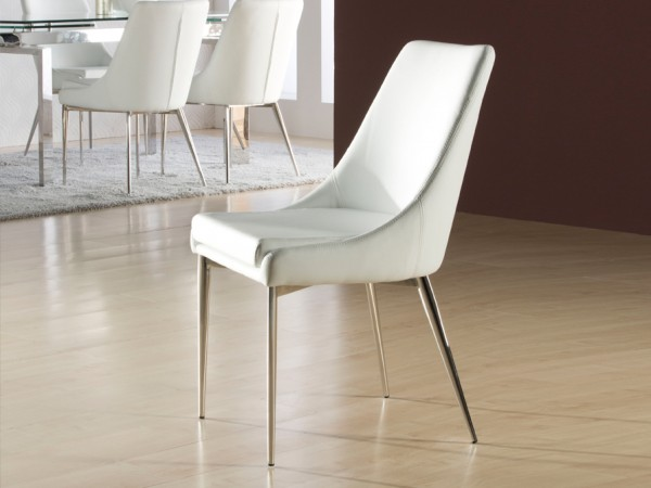 Schuller Dublin Chair Leather Dining Chairs for Sale Brooklyn - Accentuations Brand