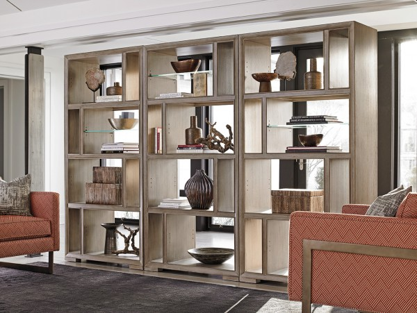 Shadow Play Windsor Open Lexington Home Brands Bookcase Brooklyn, New York