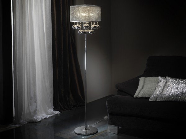 Schuller Andromeda Floor Lamp Table Lamps for Sale Brooklyn, New York - Accentuations Brand
