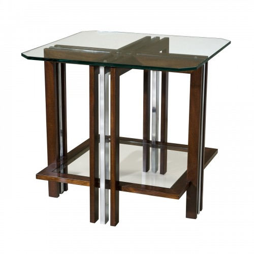 KENO5049 Doubles II Accent Table Theodore Alexander