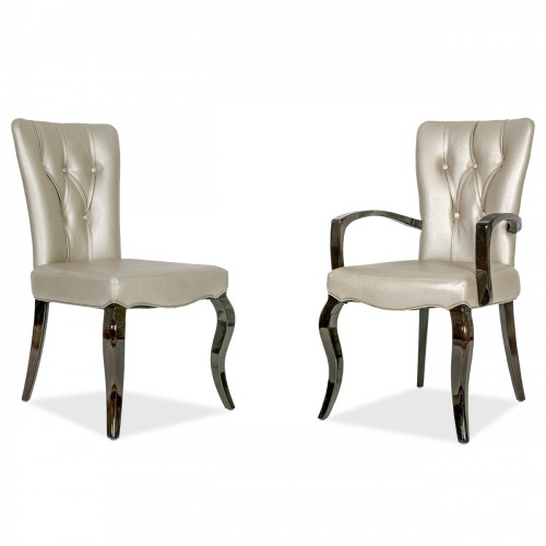 Ch 13092, Tufted Dining Chairs for Sale, Brooklyn, Furniture by ABD Accentuations Brand
