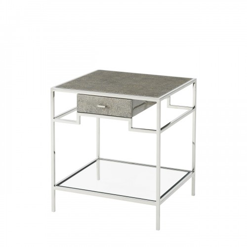 5029 063 Geometric Element Accent Table theodore alexander