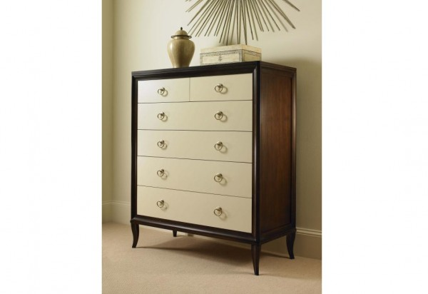Century Furniture Wooden Chest Of Drawers for Sale