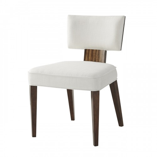 Theodore Alexander 55 Broadway Upholstered Arm Chair Dining Room Brooklyn, New York - Accentuations Brand
