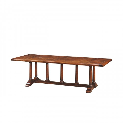 A Mellow Classic Bistro Table, Theodore Alexander Table, Brooklyn, New York