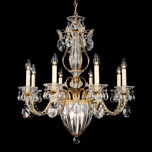 Schonbek Classic Chandelier Brooklyn,New York from Accentuations Brand