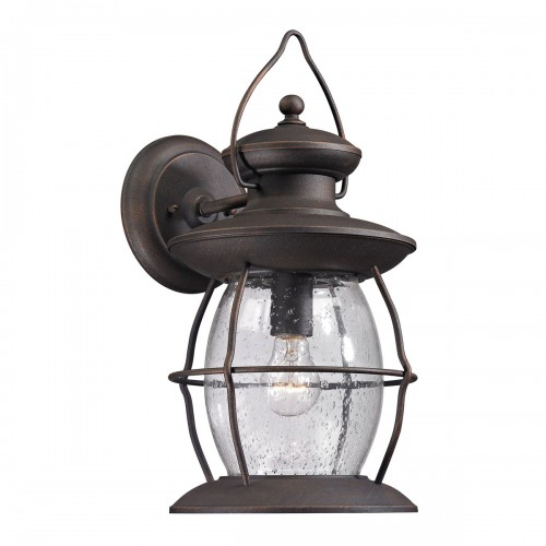 ELK Lighting Village Lantern 47042 Modern Outdoor Lamps Brooklyn,New York - Accentuations Brand