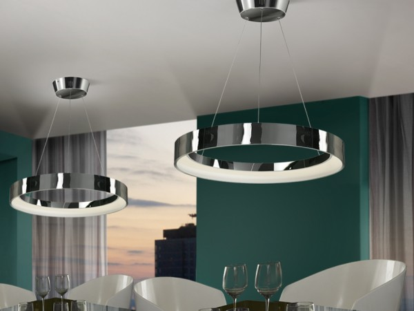 Schuller Cronos Large Pendant Lights  Brooklyn,New York by Accentuations Brand