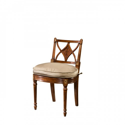 sheratons dainty chair theodore alexander