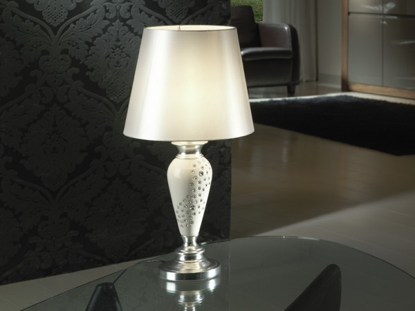 Schuller Agata Contemporary Table Lamps for Living Room Brooklyn, New York - Accentuations Brand