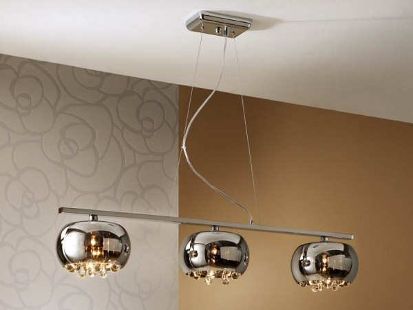 Schuller Argos Pendant 3l1 Lighting Brooklyn,New York - Accentuations Brand
