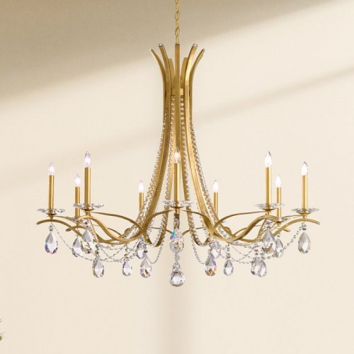 Schonbek Crystal Chandeliers Vesca Va8339 Brooklyn, New York– Furniture by ABD