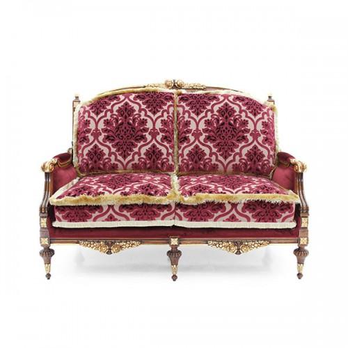 giove sofa 9830D seven sedie
