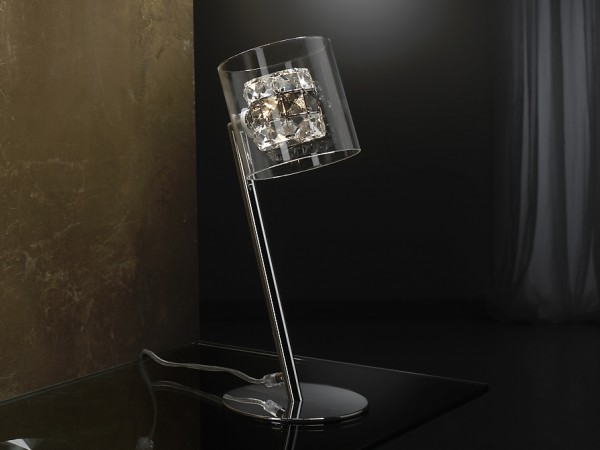 Schuller Flash Lamp Contemporary Table Lamps for Living Room Brooklyn,New York - Accentuations
