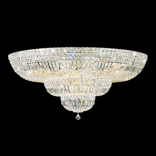 Schonbek flush mount crystal ceiling lights, Accentuations Brand, Furniture by ABD