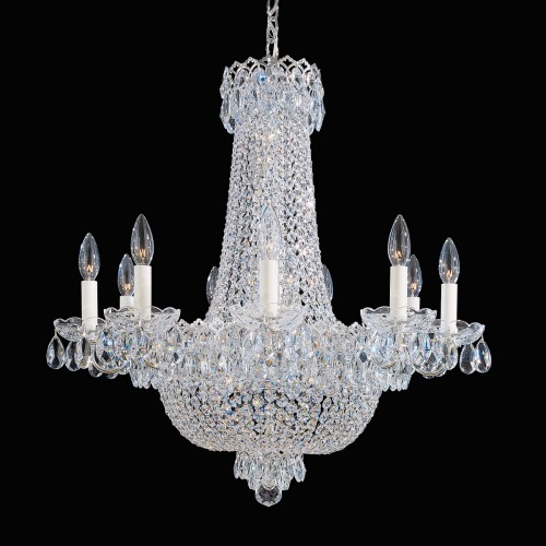 Schonbek Crystal Chandeliers Brooklyn,New York - Accentuations Brand
