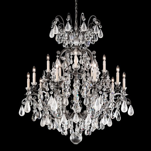 Schonbek Crystal Chandeliers, Accentuations Brand, Furniture by ABD
