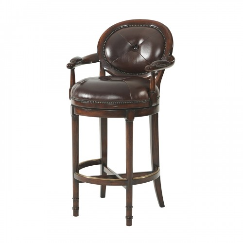 At The Barolo Bar Stool theodore alexander 4200 144