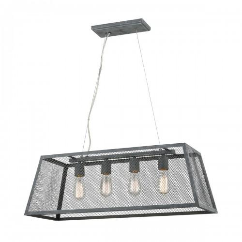 Modern Barriton 4-LIight Chandelier  for Dining Room ELK Lighting Brooklyn,New York