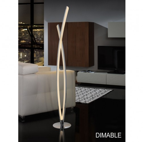 Schuller Linur Floor Lamp Table Lamps Brooklyn,New York - Accentuations Brand