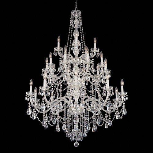 Schonbek Arlington Classic Crystal Chandelier Brooklyn,New York by Accentuations Brand