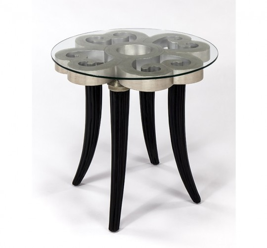Accentuation Round End Tables For Sale, 4457-ET End Table