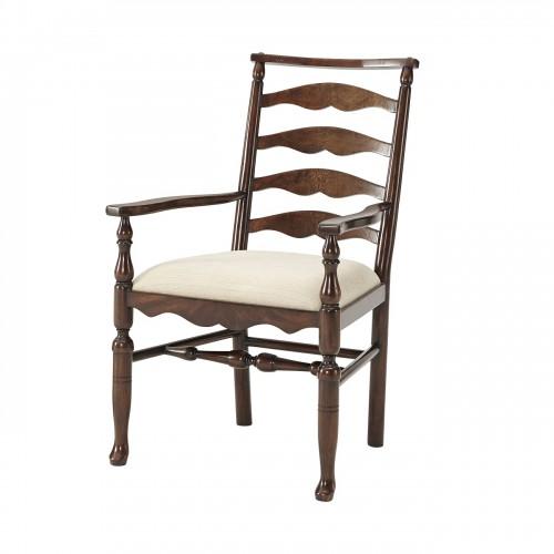 Brooksby Carnforth Armchair, Theodore Alexander Chairs Brooklyn, New York