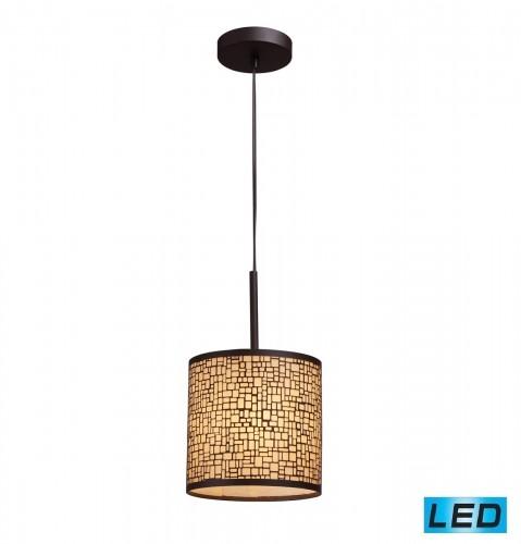ELK Lighting, Modern Crystal Pendant Chandelier, Furniture by ABD, Accentuations Brand