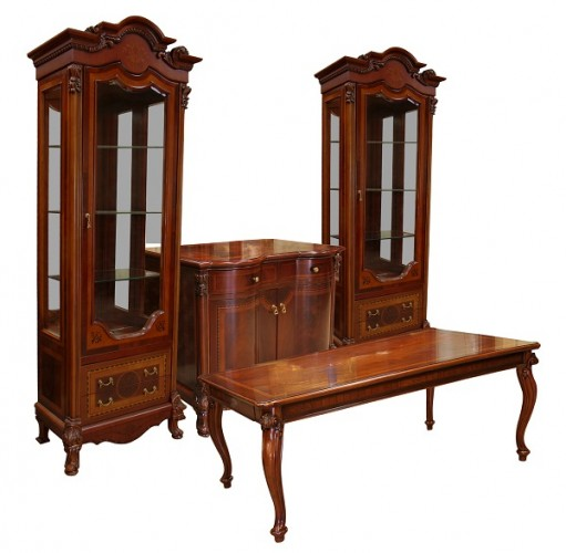 Discount Dining Room Furniture Sets, Complete Traditional Dining Room Set Brooklyn - Accentuations Brand