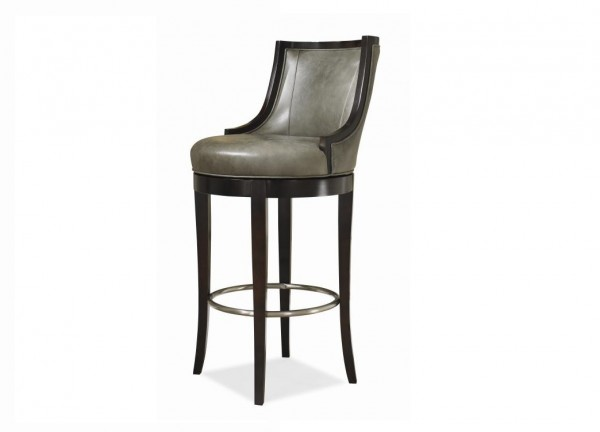 Century Furniture Taylor Swivel Cheap Bar Stools for Sale Brooklyn, New York