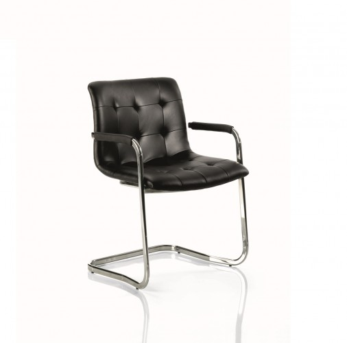 Kuga ArmChair / Metal Frame, Bontempi CASA Dining Chairs