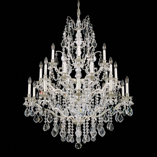 Schonbek Crystal Chandelier Brooklyn,New York - Accentuations Brand