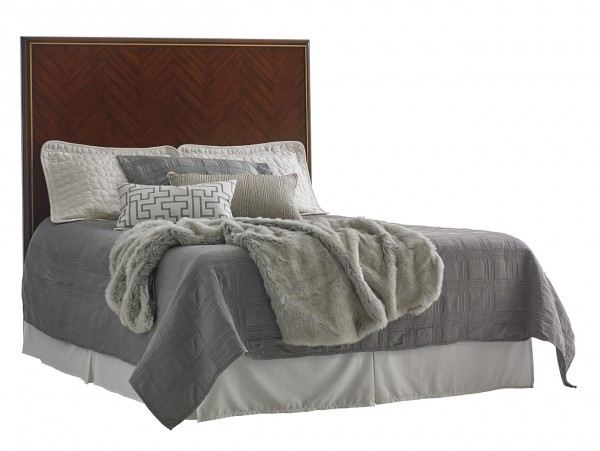 Lexington Traditional Upholstered Headboard 50 King Brooklyn, New York