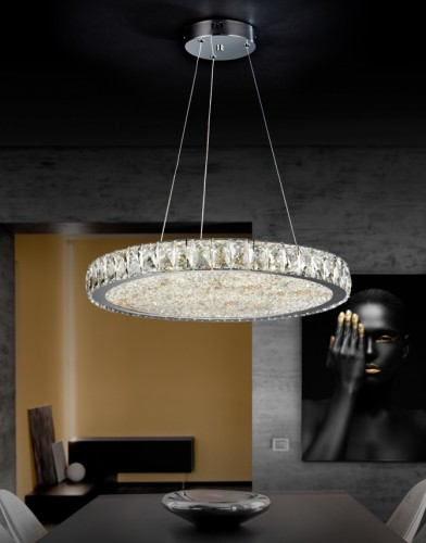 Schuller Dana Pendant O19 Pendant Lights Brooklyn,New York by Accentuations Brand