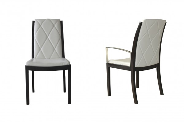 MC-12 Leather Dining Chairs for Sale Brooklyn - Accentuations Brand