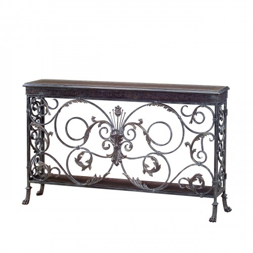 5321 028 A Highly Wrought Console Theodore Alexander