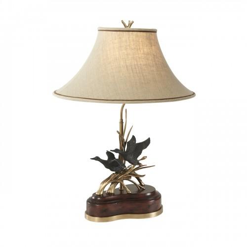2021 876 Soaring Table Lamp Theodore Alexander