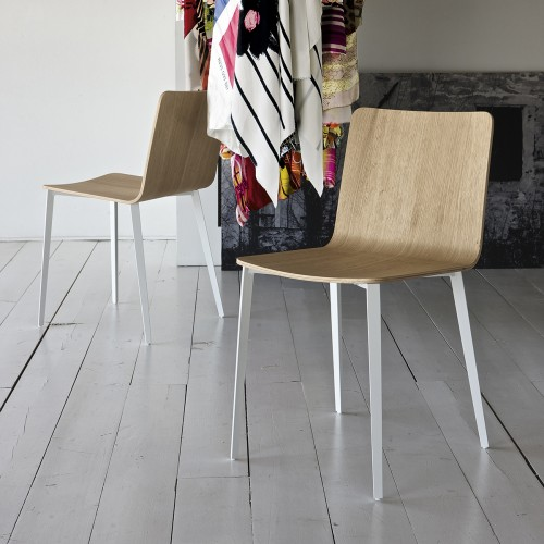 Kate Chair / Metal Legs, Bontempi Chairs