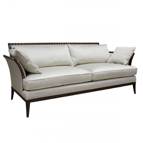 Modern 2 Seater Sofa, Modern 3 Seater Leather Sofa Brooklyn - Accentuations Brand