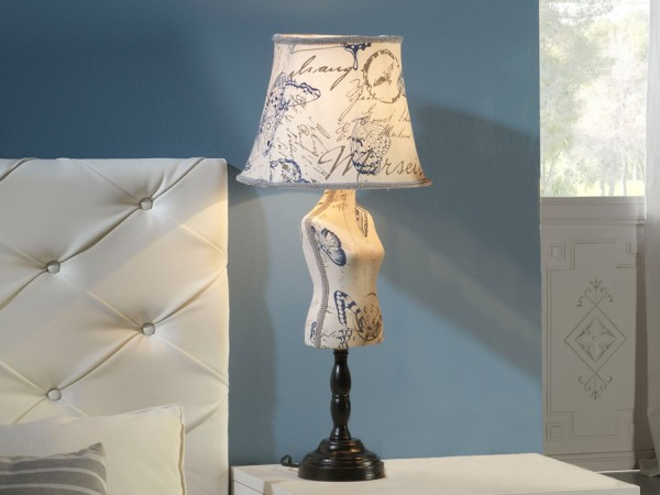 Schuller Vogue Butterfly Table Lamp Modern Table Lamps for Sale Brooklyn,New York - Accentuations Brand