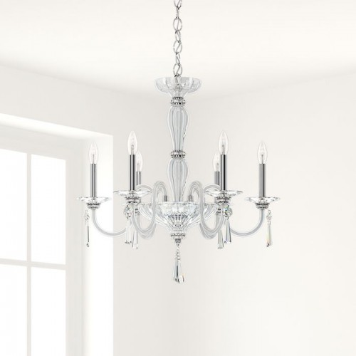 Schonbek Savannah Savannah Chandelier CF1006 Brooklyn, New York - Accentuations Brand