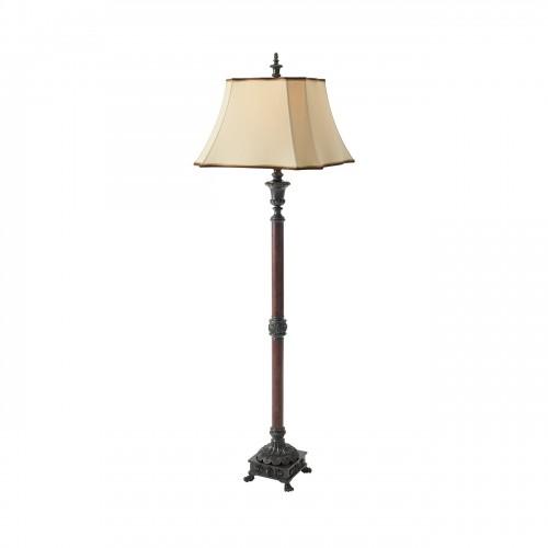 2121 086 Empire Standard Floor Lamp Theodore Alexander