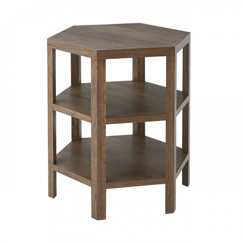 5005 901 Hex Accent Table theodore alexander