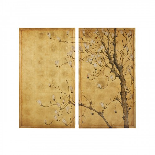 3202 361 Spring Magnolias Art Theodore Alexander