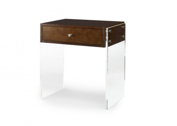 Century Furniture, Accent Lamp Table, Brooklyn, New York